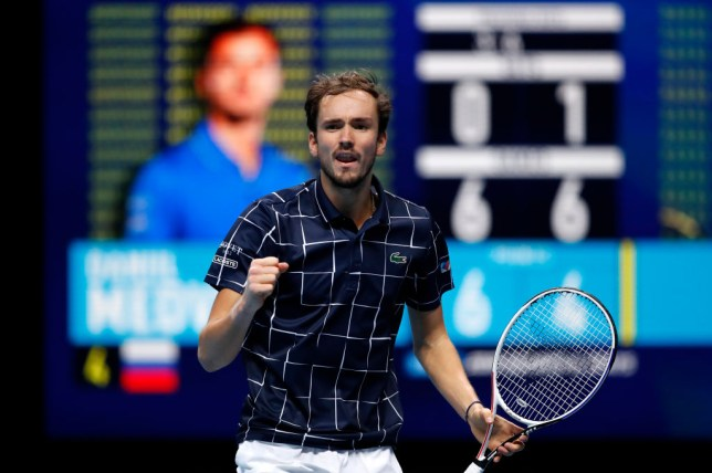 ATP Finals: Daniil Medvedev snaps Rafael Nadal win streak to set Thiem final  | Metro News