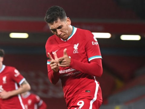 Jurgen Klopp hits out at Roberto Firmino's critics after Liverpool's resounding win against Leicester