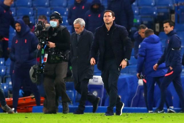 Chelsea Vs Tottenham Glenn Hoddle Claims There Was A Winner In Draw Metro News