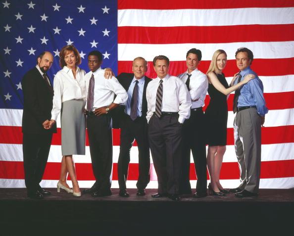West Wing TV Stills