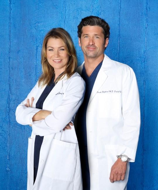 Gray's Anatomy's Ellen Pompeo shares Patrick Dempsey snap after reunion