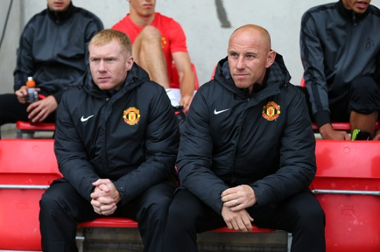 Soccer : UEFA Youth League Group A - Manchester United Youth v Bayer 04 Leverkusen