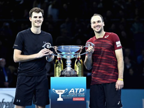 Bruno Soares explains how he and Jamie Murray got back together