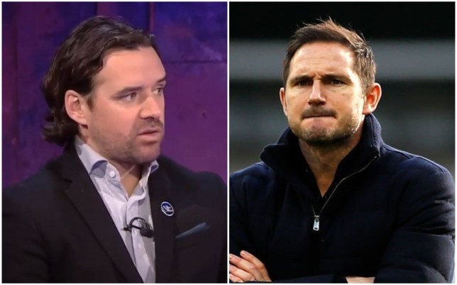 Owen Hargreaves believes Frank Lampard will leave Tammy Abraham out of his best Chelsea side