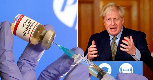 Boris Johnson has told the nation not to become complacent at the news of a breakthrough Pfizer vaccine.
