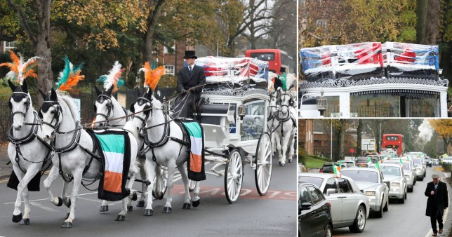 Traveller funeral organisers fined £10,000 after 150 mourners march through Kettering.