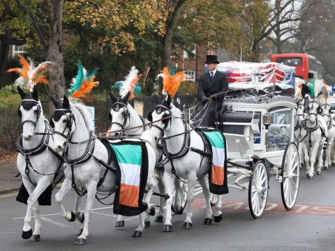 Traveller funeral organisers fined £10,000 after 150 mourners march through town