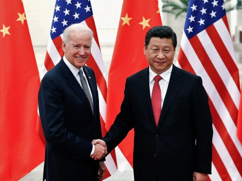China congratulates Biden saying they 'respect the choice of the people'