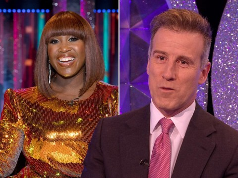 Strictly Come Dancing: Anton du Beke says it's 'an absolute honour' to fill in as judge as he discusses Nicola Adams' exit
