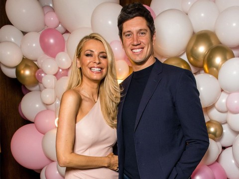I'm A Celebrity's Vernon Kay says he and Tess Daly have 'moved on' from sexting scandal