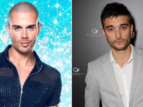 Max George calls The Wanted bandmate Tom Parker's brain tumour diagnosis 'devastating'
