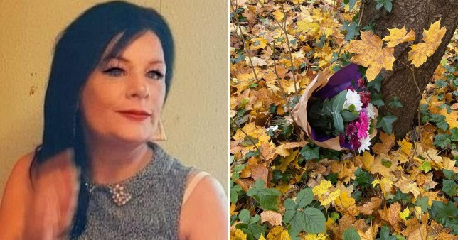 Greater Manchester Police found a woman's body in the woods near Moston on Saturday night and she has recently been identified as Julie Ainsley.
