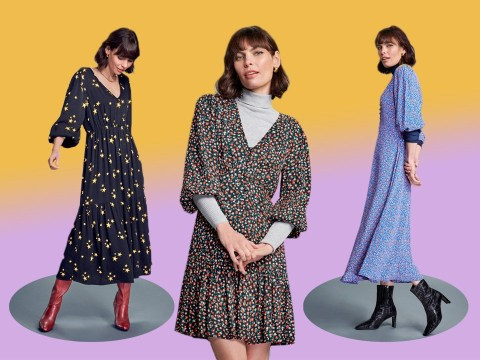 M&S teams up with Ghost to offer designer dresses on the high street for less