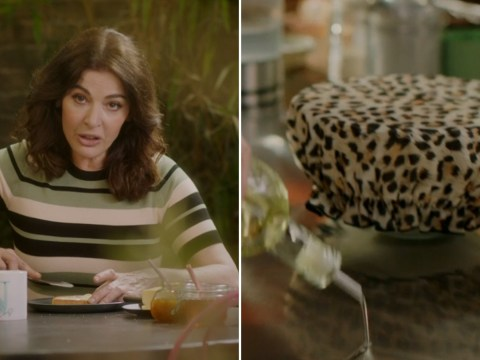 Nigella Lawson shares 'iconic' shower cap hack for making bread on Cook, Eat, Repeat