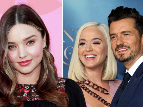 Miranda Kerr 'adores' Katy Perry for making Orlando Bloom's 'heart happy': 'I'm so grateful'