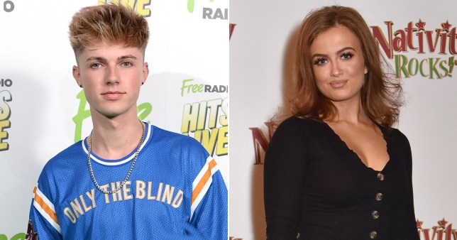 HRVY and Maisie Smith