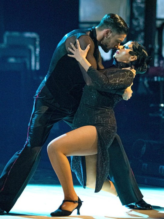 giovanni and ranvir on strictly