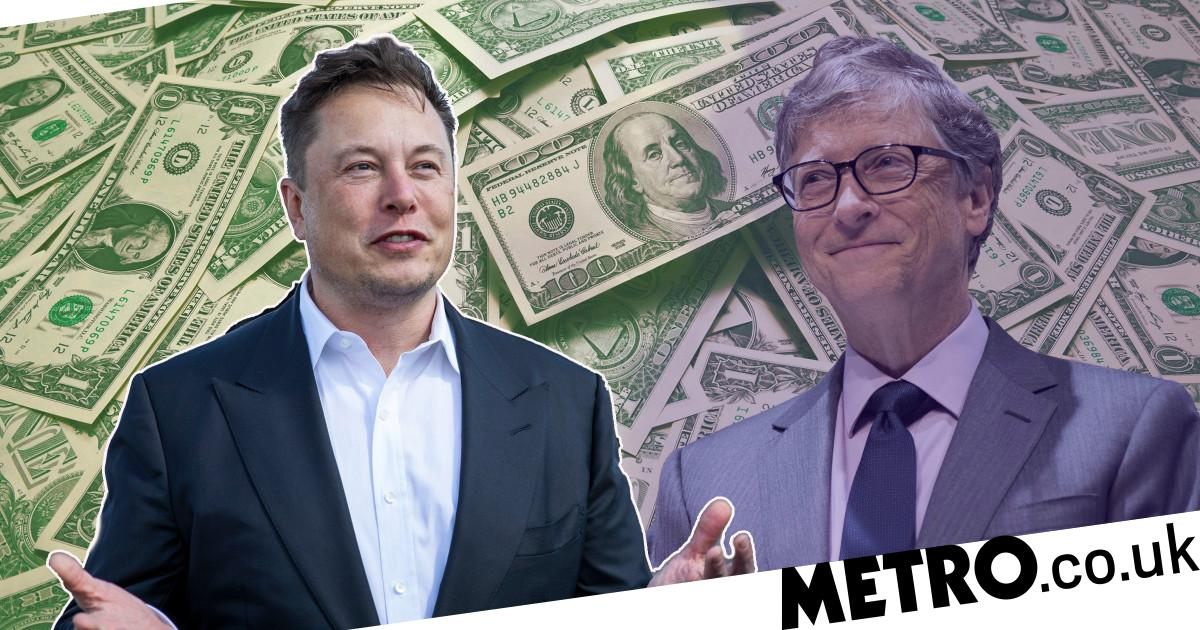 Elon Musk overtakes Bill Gates as second-richest person in ...