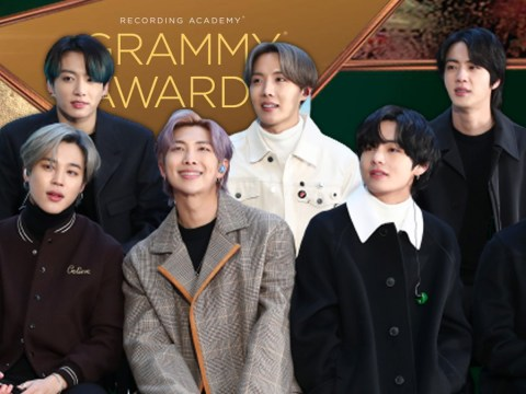 BTS make history as they land first ever Grammy Awards nomination