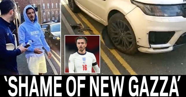 Grealish in responsible plea over crash the morning after bash