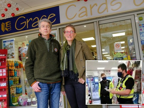 Gift shop owners would rather go to prison than close under lockdown