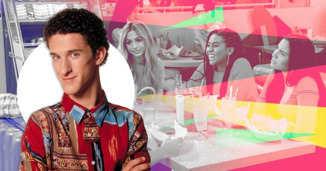 Saved By The Bell reboot without Screech