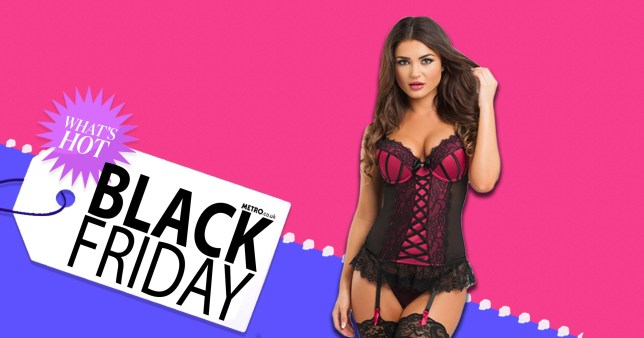 LoveHoney's best black friday deals