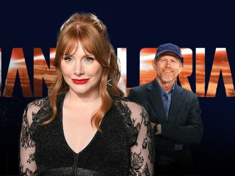The Mandalorian: Ron Howard 'really proud' of daughter Bryce Dallas Howard's tribute to him in Star Wars series