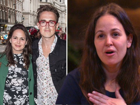 I'm A Celebrity 2020: Giovanna Fletcher says McFly's song All About You was Valentine's gift to her from Tom Fletcher