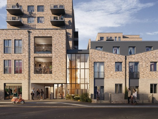 Bluenote Apartments, Hayes UB3, from £340,000