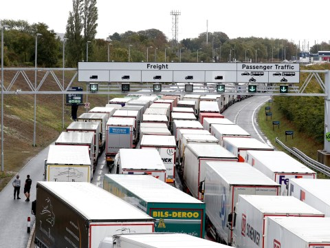 Kent could become 'toilet of England' because of post-Brexit lorry queues