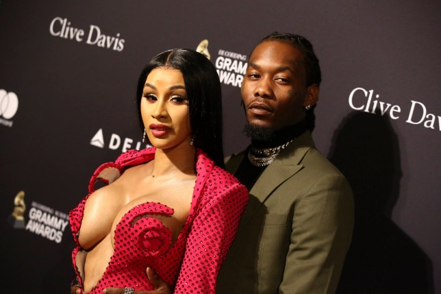 Cardi B has filed to dismiss her divorce from Offset