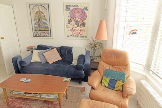 09/10/20. Metro Home : Lauren Bravo. Journalist & Author Lauren Bravo photographed at home in Leyton, East London. Credit: Daniel Lynch 07941 594 556. www.lynchpix.co.uk