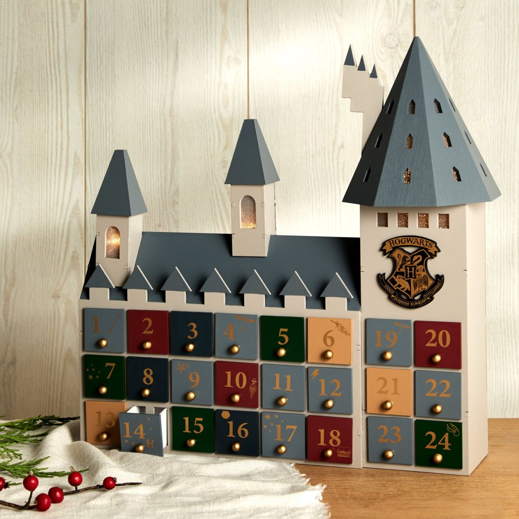 Harry Potter advent calendar, £16, In store only at Primark