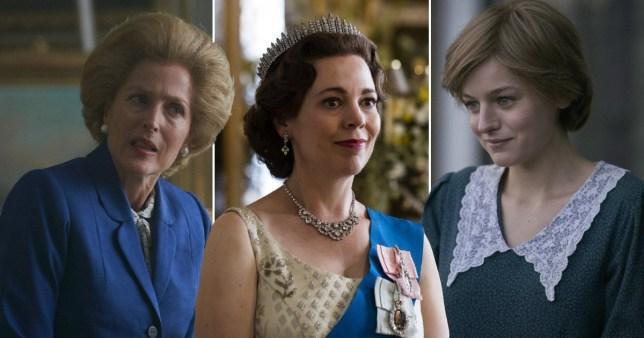 The Crown Review Pics: Netflix