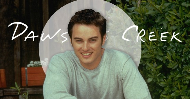 What happened to Kerr Smith from Dawson's Creek? (Picture: Rex)