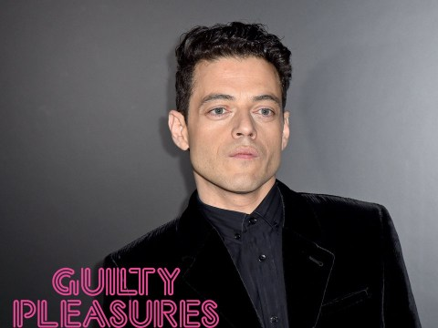Rami Malek reveals there was no time to shy away playing Bond villain