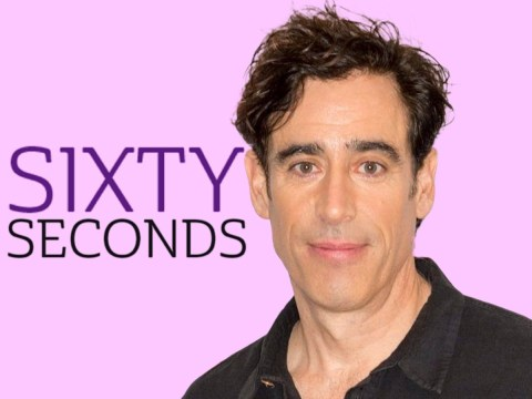 Sixty Seconds: Stephen Mangan on getting to know his neighbours during lockdown and raising funds for the National Brain Appeal
