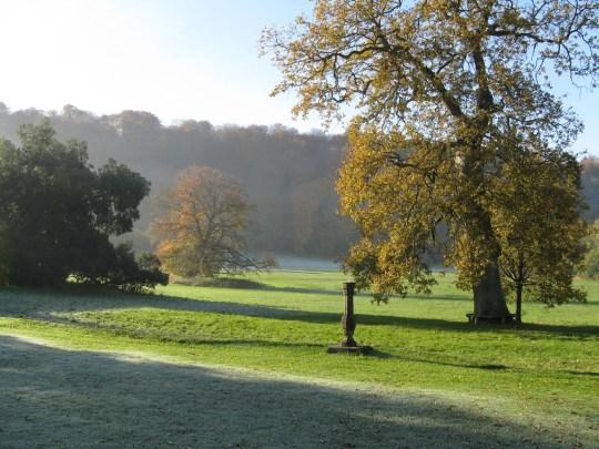 Gilbert White's Gardens, Hampshire