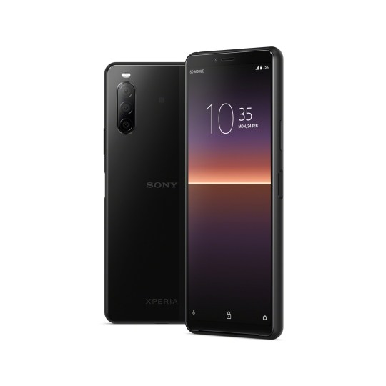 This Sony smartphone is the best choice if you like watching films on your device (Sony)