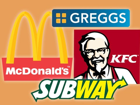 Will McDonald's, Greggs, KFC and Subway be open during the second lockdown in England?