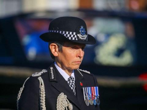 Met Police boss pledges to sack officers who 'display racism'