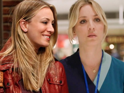 Big Bang Theory's Kaley Cuoco is prepared for some fans to hate her new drama The Flight Attendant