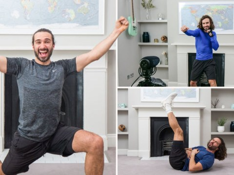 Joe Wicks announces PE classes will return for school children as England enters national lockdown