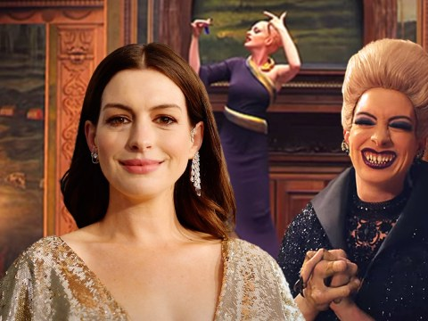 Anne Hathaway apologises over The Witches depiction of limb disability: 'I'm sorry I let your family down'