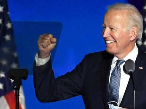 Joe Biden overtakes Donald Trump in key battleground state of Georgia