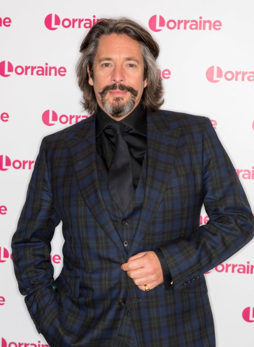 Laurence Llewelyn-Bowen appears on 'Lorraine', September 2019