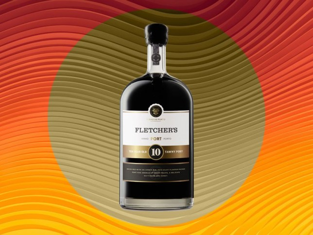 Aldi is selling a gallon jeroboam of port equal to six 'normal' bottles for Christmas