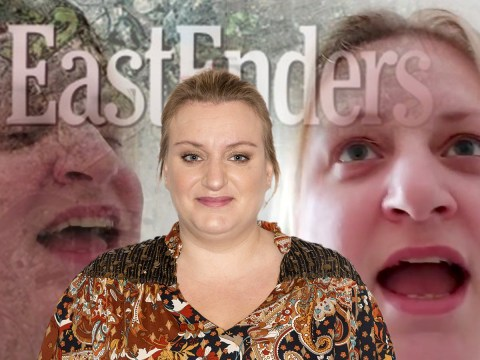 Daisy May Cooper singing to the Eastenders theme tune is absolutely hilarious