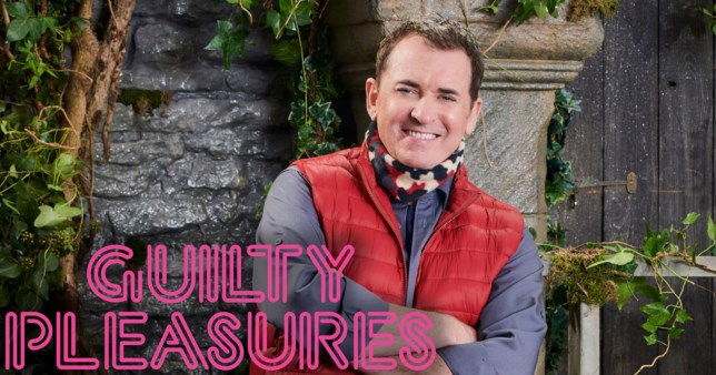 Shane Richie on I'm A Celebrity... Get Me Out Of Here